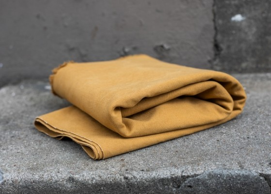 Mind the Maker-Heavy Washed Canvas 17 OZ-Mustard